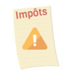 attention impot